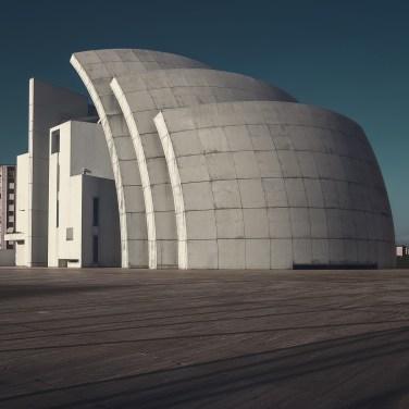 Chiesa di Dio Padre Misericordioso - foto di Donato Locantore