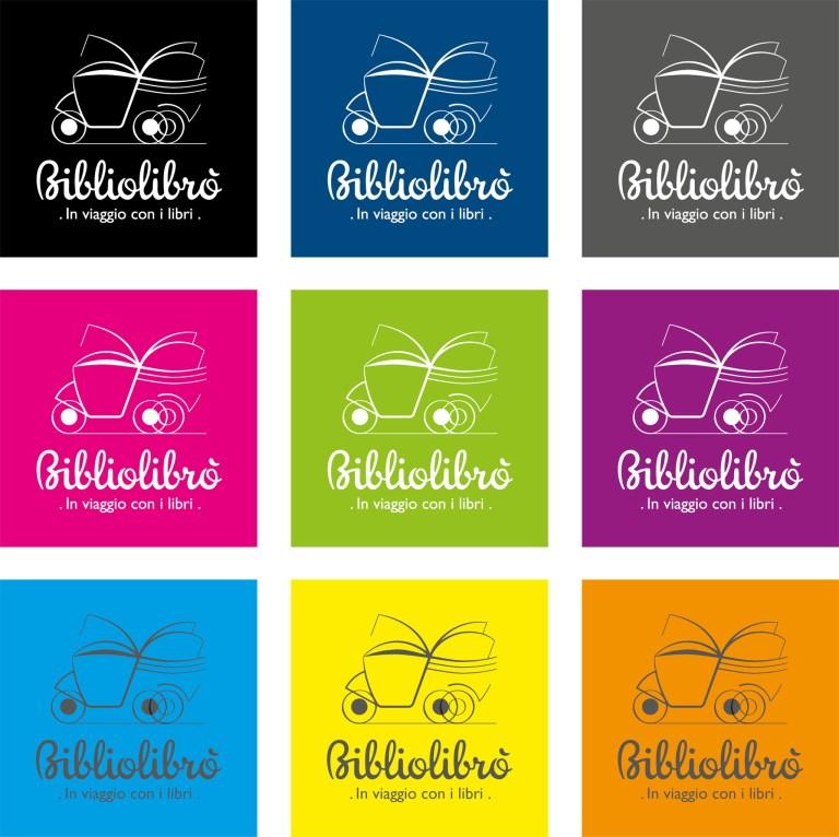 Graphic design: progettazione del marchio e del logo di Bibliolibrò con Adobe Illustrator | Donato Locantore