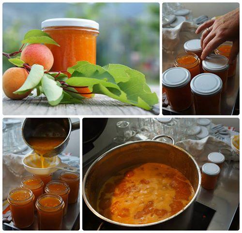 Marmeladeproduktion