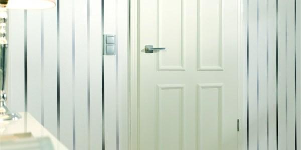 Weißlack Wohnungseingangstüren
