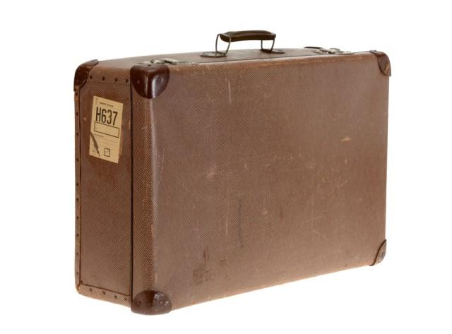 koffer nur gepäcktransport