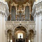 die orgel von st. florian