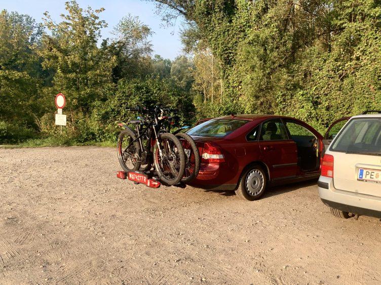 Parkplatz Abwinden