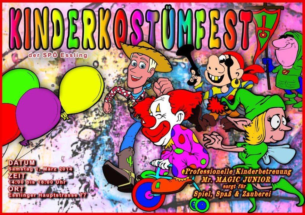 Kinderkostuemfest