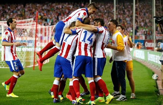 """""""Атлетико Мадрид"""": В лучах славы"""