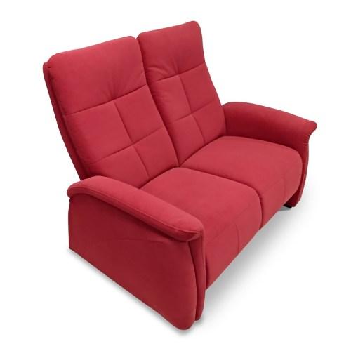 Sofá dos plazas relax. Asientos y respaldos reclinables - Jet