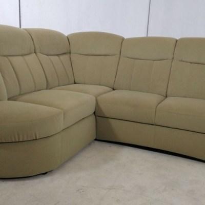 Угловой диван с отделением для хранения - Paris