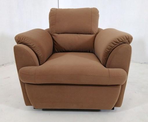 Brown Armchair - Sara