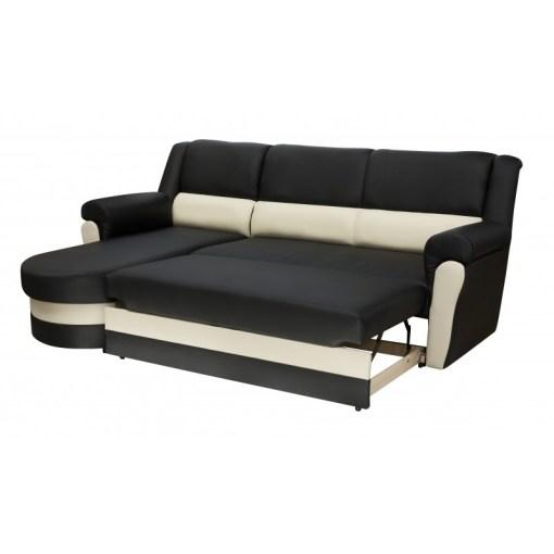 Разложенная кровать. Диван-кровать с высокой спинкой - Parma