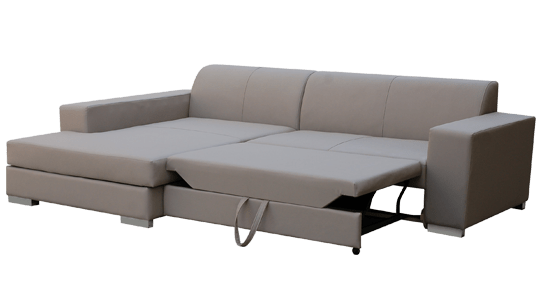 Outstanding Fabric Chaise Longue Sofa With Pull Out Bed Maldives Home Remodeling Inspirations Gresiscottssportslandcom