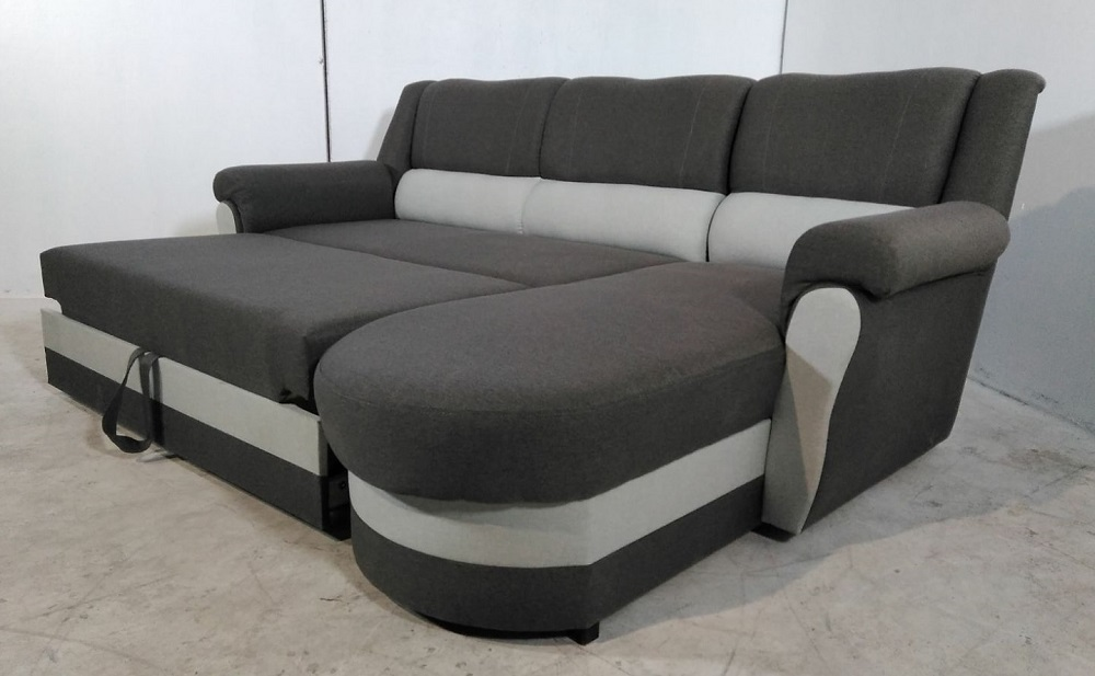 Chaise longue sofa bed with high backrest - Parma - Don Baraton on chaise recliner chair, chaise furniture, chaise sofa sleeper,