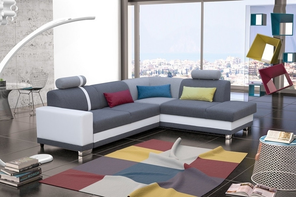 Corner Sofa With Pull Out Bed And Storage Fiji Don Baraton