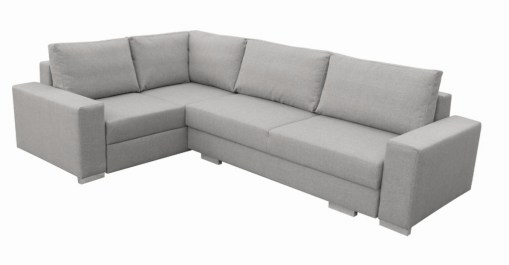 Corner Sofa with Folding Bed and Storage - Harbour
