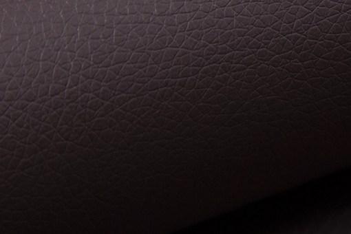 Коричневая синтетическая кожа углового дивана-кровати Kingston