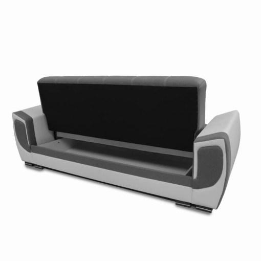 Arcón abierto del sofá cama modelo Tarancón