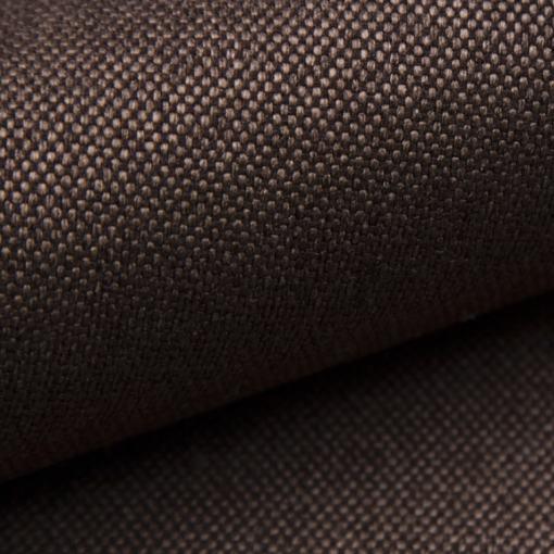 Tela de color café (marrón) del sofá cama modelo Tarancón