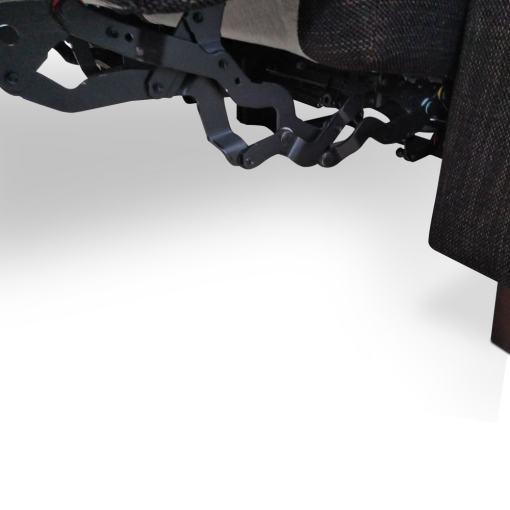 Механизм наклона сидений. Двухместный электрический реклайнер - Hugo