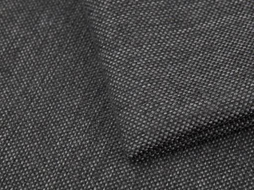 Grey synthetic fabric of the Fiji corner sofa