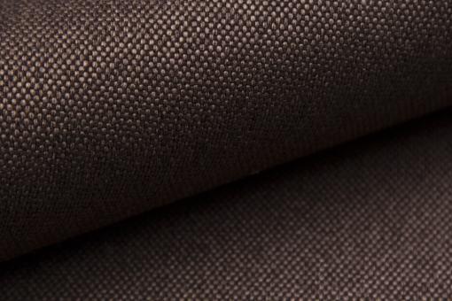 Тёмно-коричневая износостойкая синтетическая ткань модели Parma