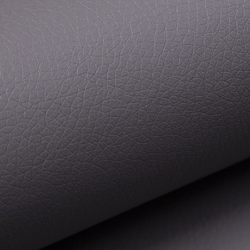 Grey Faux Leather of the Leeds Sofa
