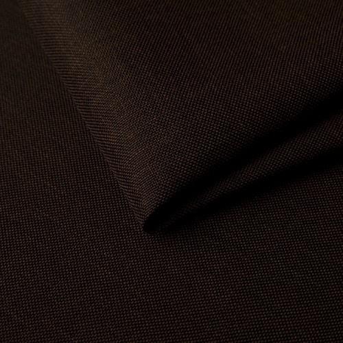 Dark brown fabric of the Leeds Sofa