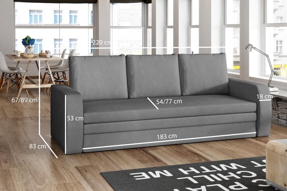 Fabulous 3 Seater Sofa Bed For Small Rooms Liverpool Creativecarmelina Interior Chair Design Creativecarmelinacom