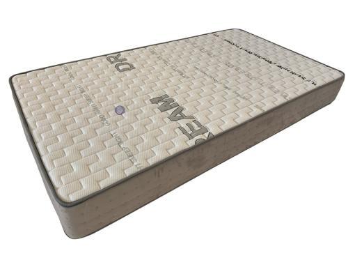 Pocket Spring Memory Foam Mattress, 23 cm - Top