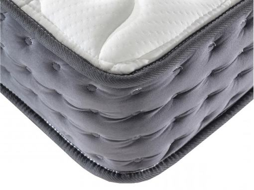 Thickness 24 cm. Pocket Spring Mattress - Silenso
