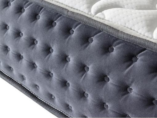 Strengthened Sides of the Pocket Spring Mattress - Silenso