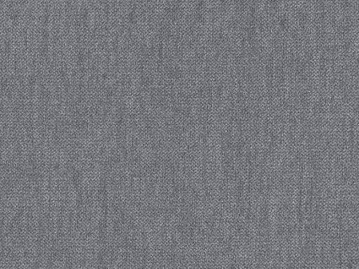 Tela gris claro Soro 93 de cama box spring doble 160 x 200 cm modelo Luisa