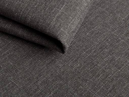 Tela resistente Sawana 21 color gris de cama doble 160 x 200 cm - Margarita