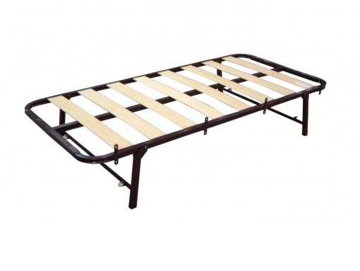 Pull-out Slatted Base with Wheels for Trundle Beds, 90 x 190 cm - Laminor