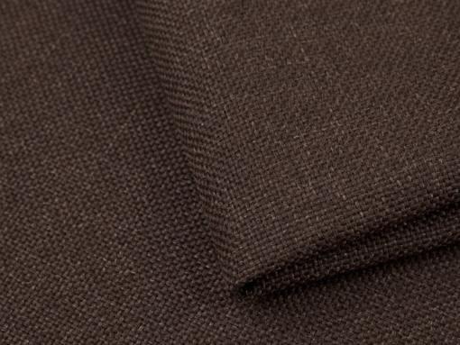 Brown fabric of the Barbados sofa