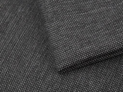 Grey fabric of the Barbados sofa