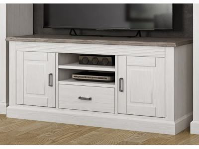 French Rustic Style TV Stand – Provence
