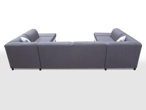 Outer Backrest Upholstery of the Azores U-Shaped Panoramic Sofa