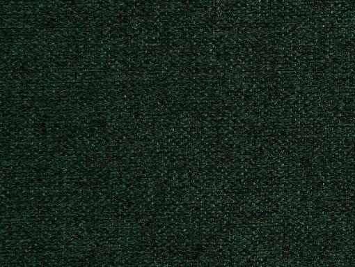 Tela verde oscuro. Sofá cama grande estilo clásico con arcón modelo Lancaster