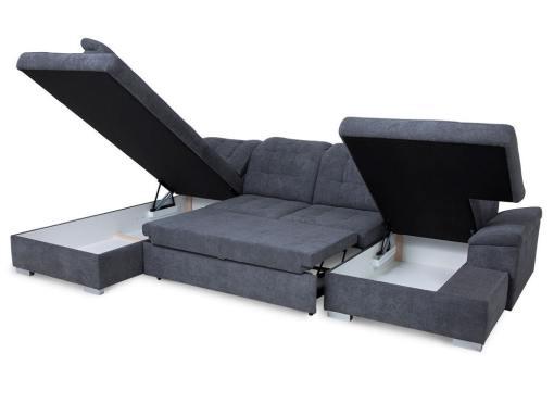 Sofá modelo Toronto con 2 arcones