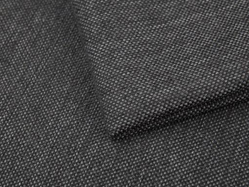Tela sintética resistente color gris del sofá 8 plazas modelo Chessy