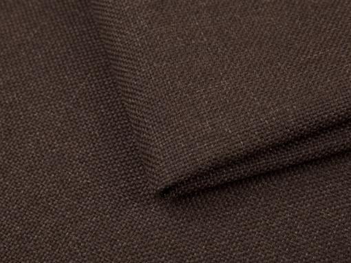 Tela sintética resistente color marrón del sofá 8 plazas modelo Chessy