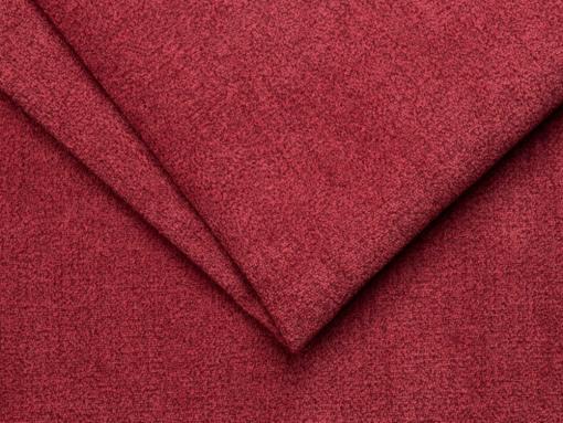 Tela color rojo (Aston 9). Sofá cama Lorca