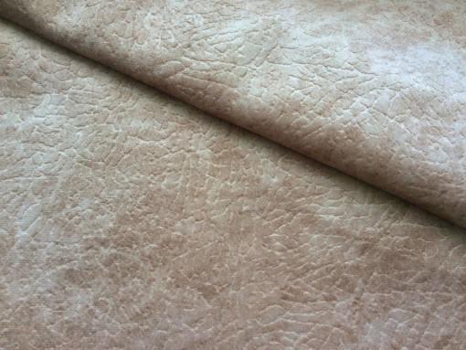 Tela marrón del sofá modelo Ostend