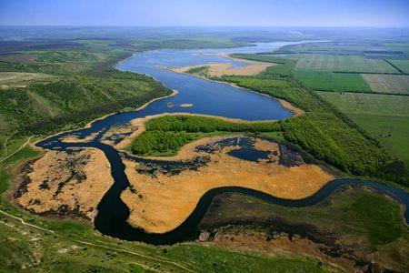 Виды ландшафтного парка Клебан-Бык  зовут исходить его вдоль и поперёк.