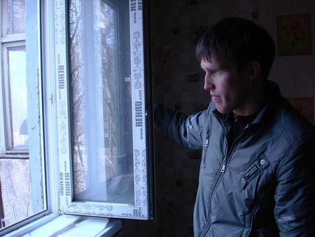 Юный Николай Голубов привыкает быть хозяином  в собственной квартире.