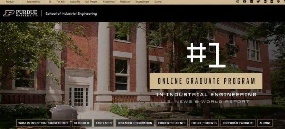 Top 10 Industrial Engineering Schools