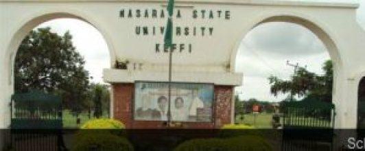 Nasarawa State University School fees