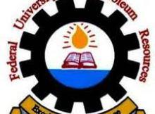 Federal University of Petroleum Resources, Effurun post utme