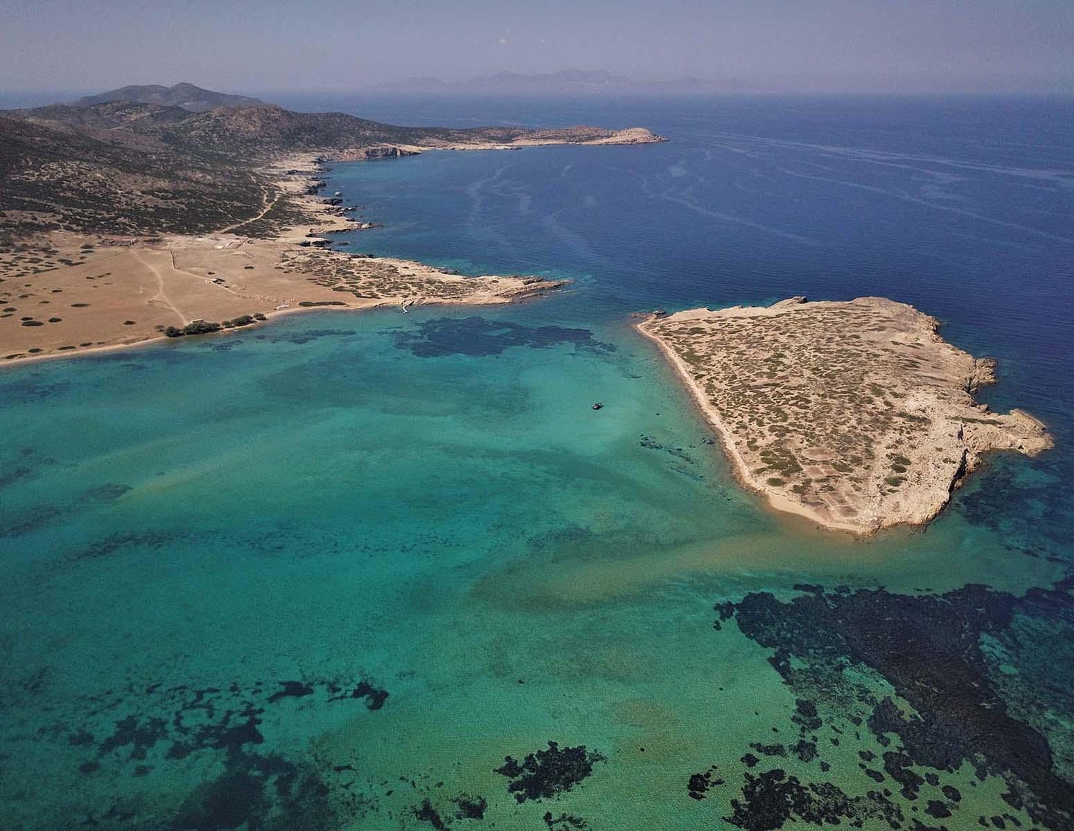 Mykonos - Paros - Antiparos - Despotiko - Private day cruise | Don Blue RIB boat rental