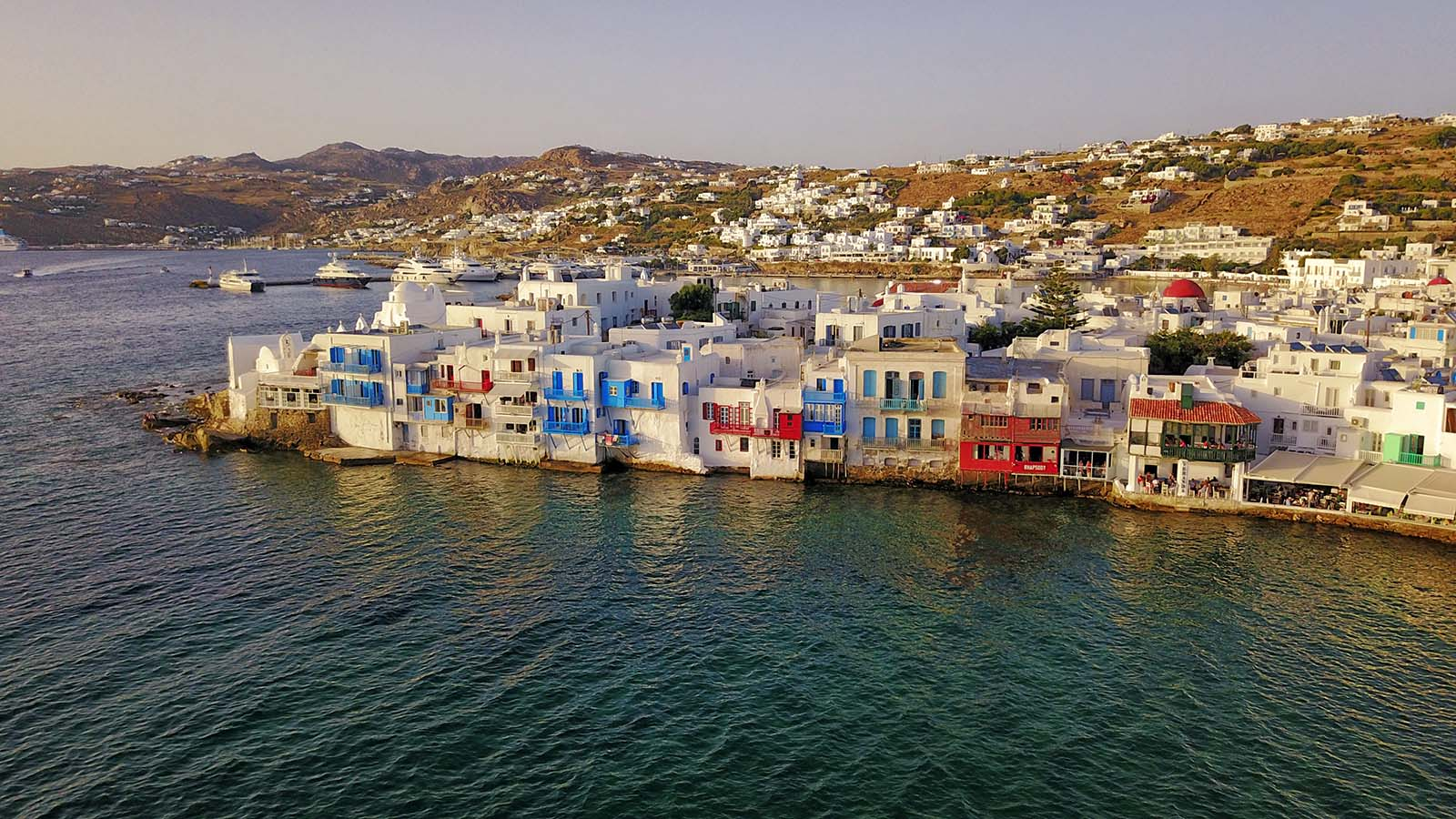 Mykonos Private RIB Boat for rent - Don Blue Yachting - Little Venice