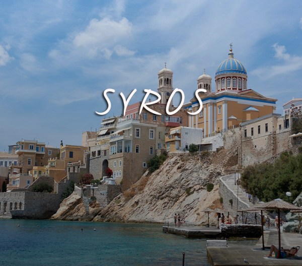 Private Day Cruise to Syros from Mykonos | Donblue.gr